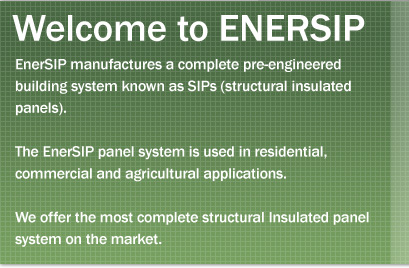Welcome to EnerSIP